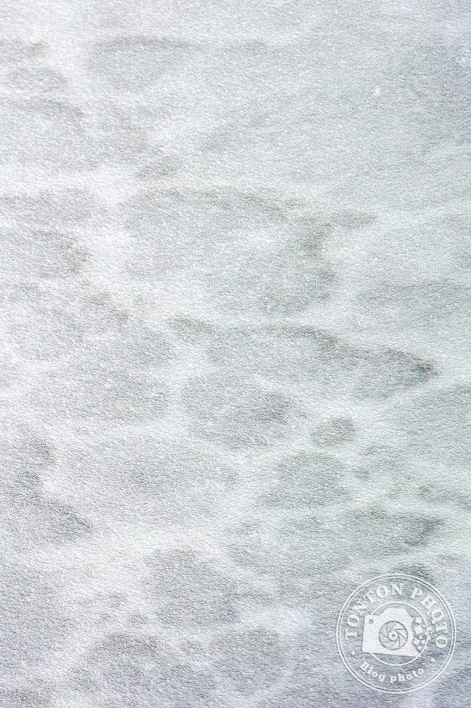 La neige, source de créativité photo : vous pouvez jouer avec les effets graphiques provoqués par la neige et le froid © Clément Racineux / Tonton Photo