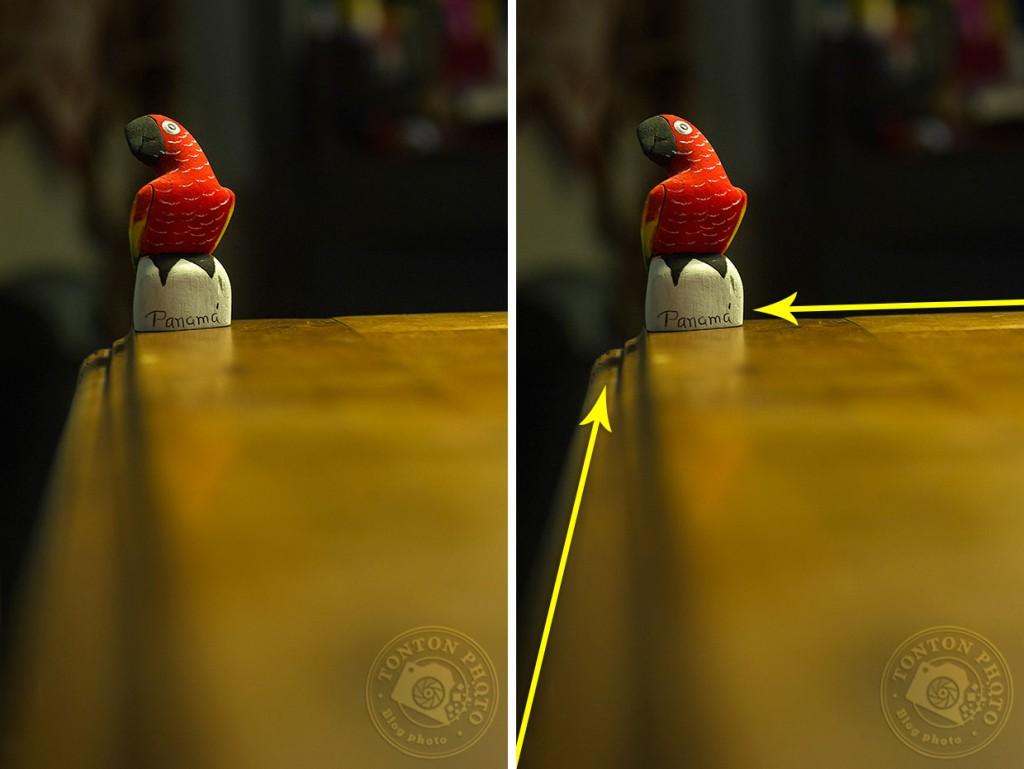 Tonton Photo • Comment guider le regard grâce aux perspectives • Exemple n°5