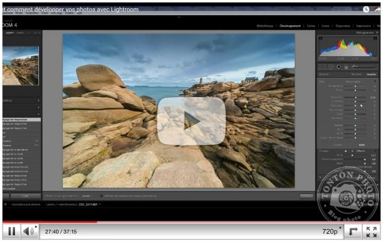Tuto lightroom : pourquoi et comment apprendre le post-traitement ? © Tonton Photo