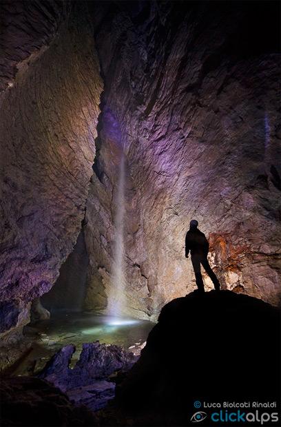 Rio Martino Cave, par Luca Biolcati Rinaldi