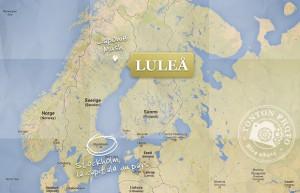Carte de Suède © Tonton Photo