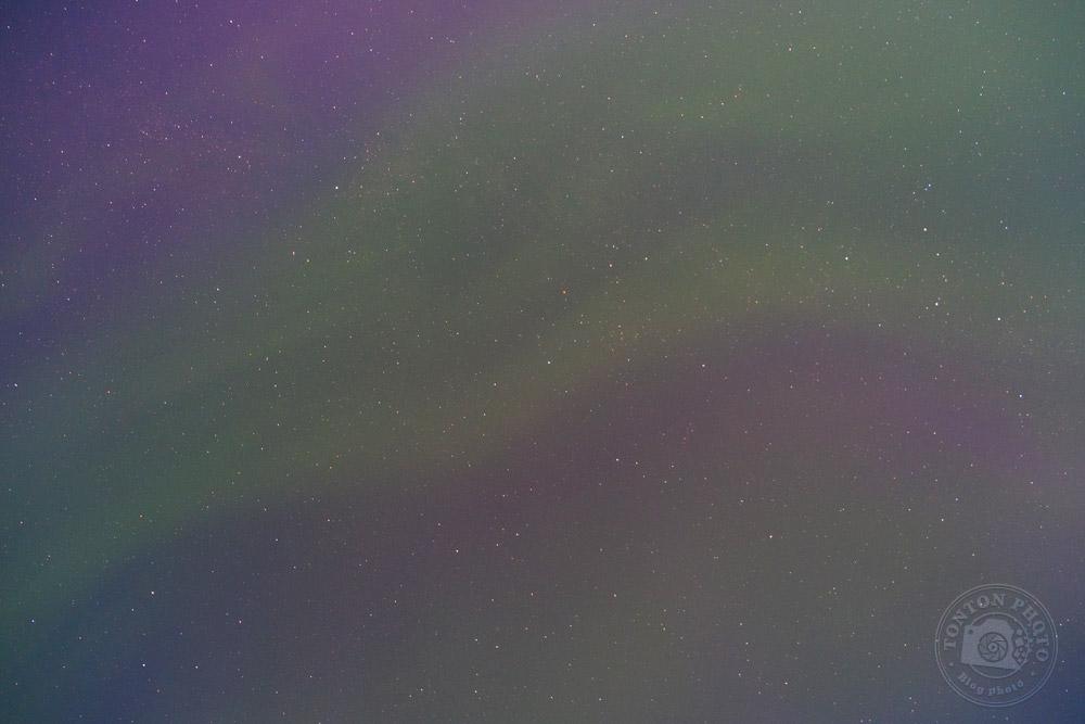 Aurore boréale. Laponie, Suède © Clément Racineux / Tonton Photo