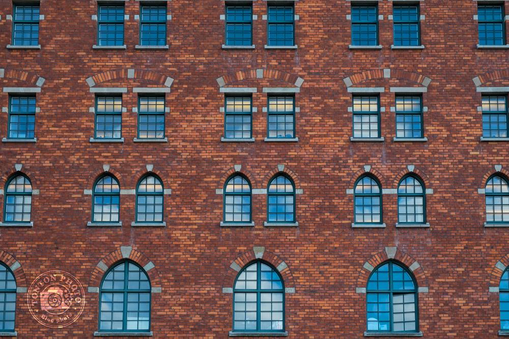 Architecture en briques, Stockholm, Suède © Clément Racineux / Tonton Photo
