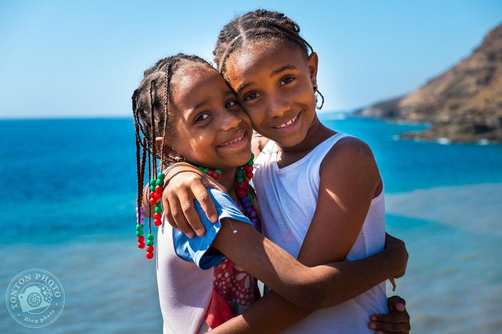 Gamines de Tarrafal, Santo Antão, Cap Vert © Clément Racineux / Tonton Photo