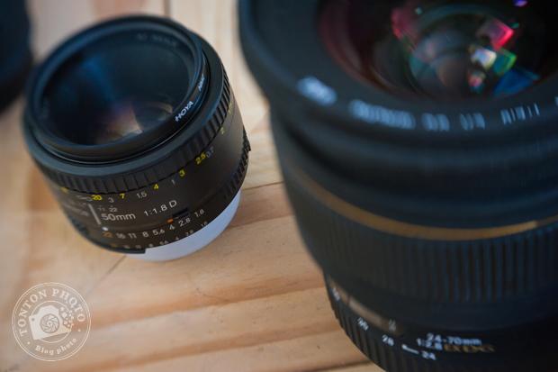 Comment choisir un objectif photo ? Que choisir entre focale fixe et zoom ? © Tonton Photo