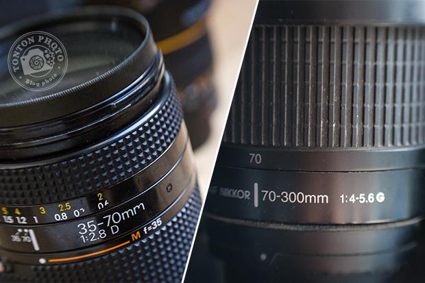 Comment choisir un objectif photo ? Important : l'ouverture maximale © Tonton Photo