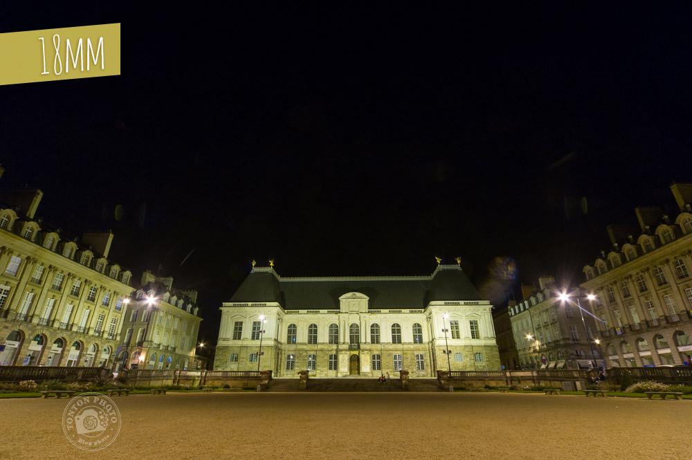 Comparer les focales des objectifs photo : 18mm © Clément Racineux / Tonton Photo