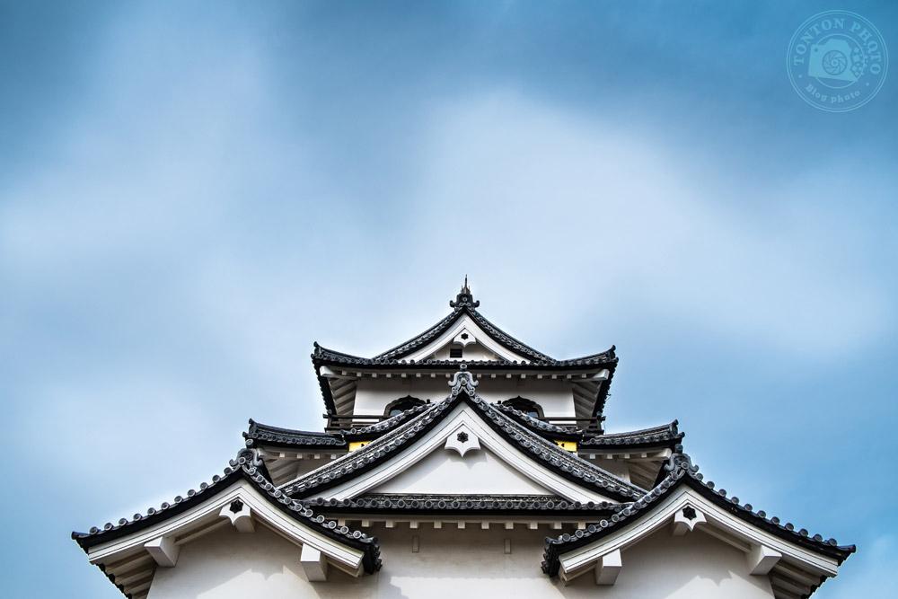Architecture médiévale, château de Hikone, Japon © Clément Racineux / Tonton Photo