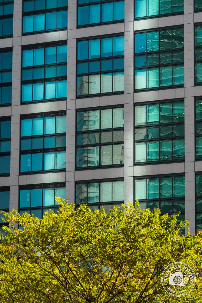 Architecture, quartier de Shiodome, Tokyo © Clément Racineux / Tonton Photo