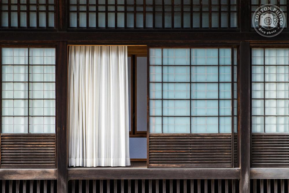 Architecture très graphique du temple zen de Kongobuji, Koyasan, Japon © Clément Racineux / Tonton Photo