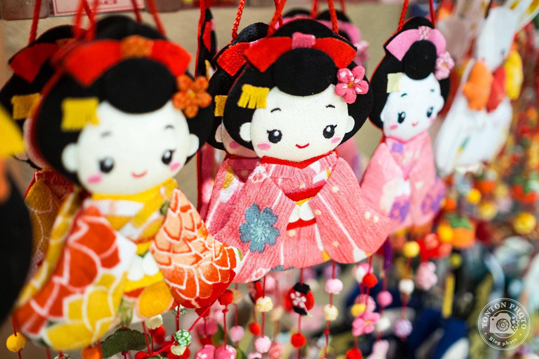 Détail des étals du marché de Kyoto, Japon © Clément Racineux / Tonton Photo