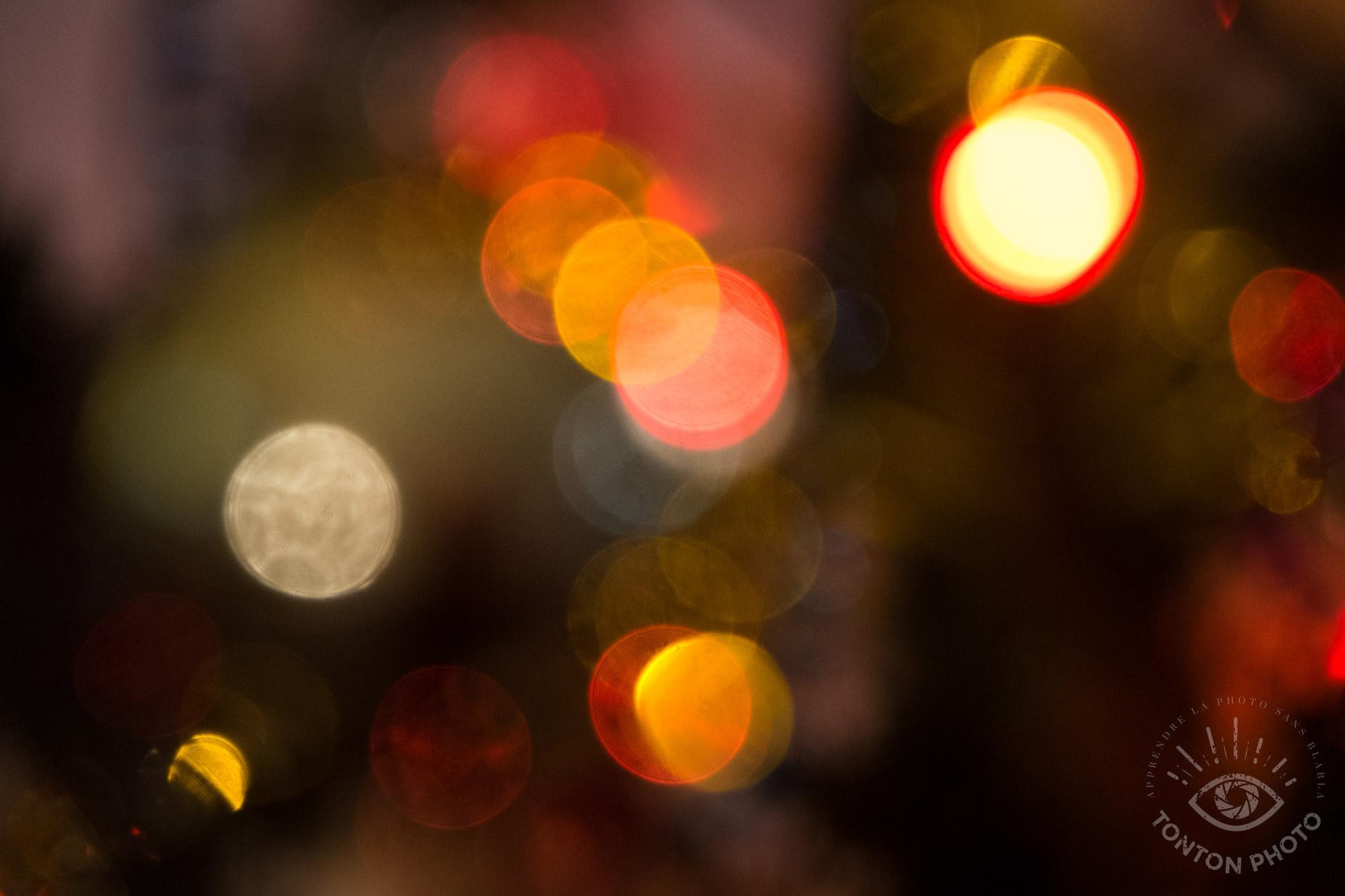 Bokeh | Comment photographier pendant Noël et les fêtes de fin d'année ? © Clément Racineux / Tonton Photo