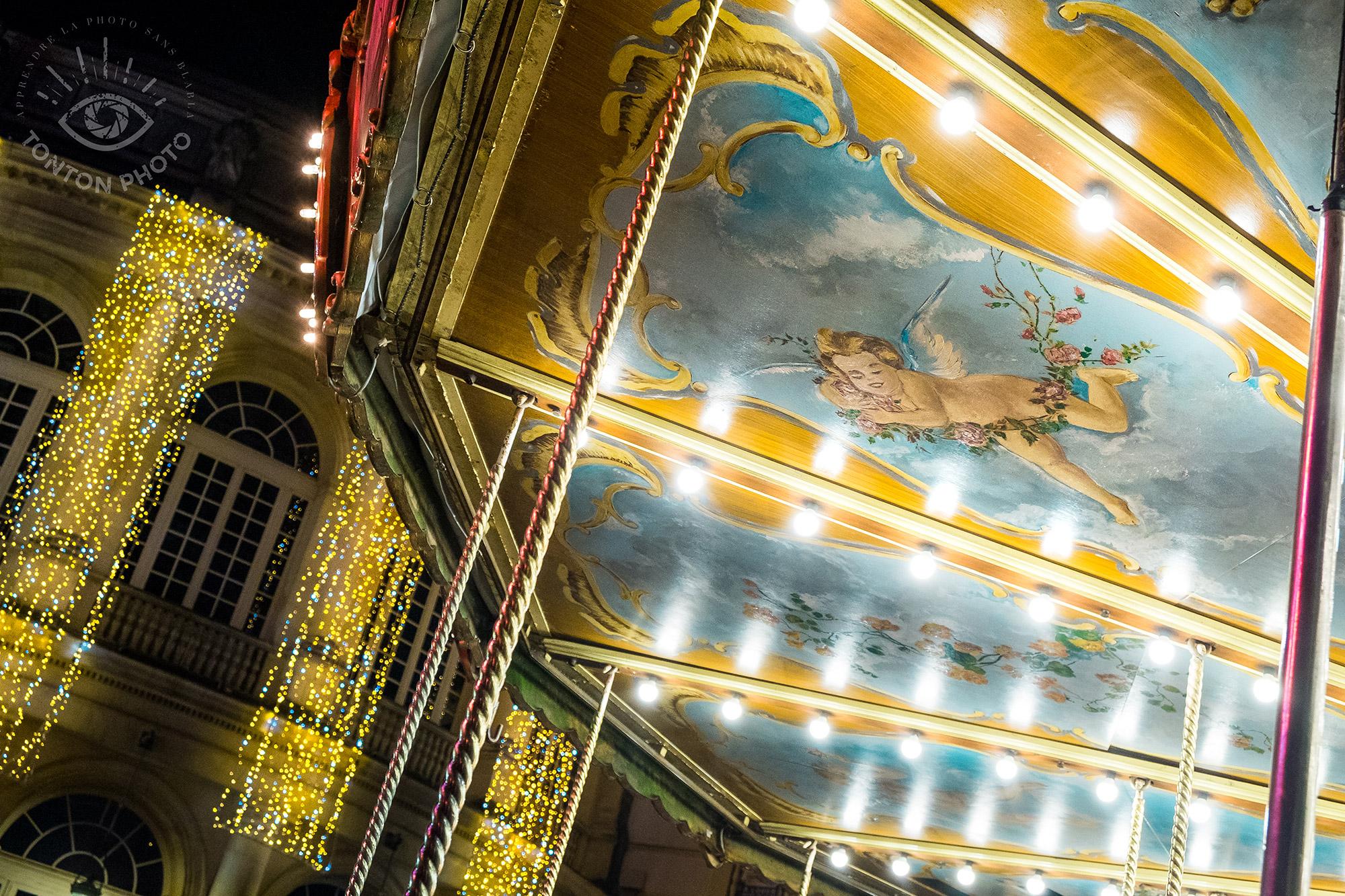 C'est beau une ville la nuit | Comment photographier pendant Noël et les fêtes de fin d'année ? © Clément Racineux / Tonton Photo