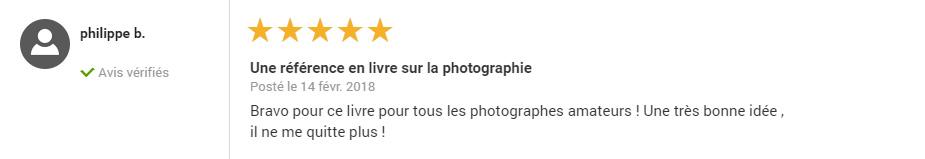 """Commentaire sur la Fnac d'un lecteur du livre """"Les coulisses d'une photo"""", de Clément Racineux - Tonton Photo"""