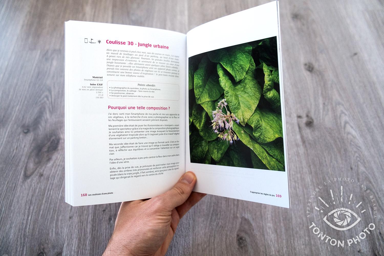 Post-traitement Snapseed sur smartphone, en page 168 du livre Les coulisses d'une photo - 30 photos décryptées pour progresser et s'inspirer, par Clément Racineux / Tonton Photo