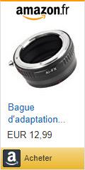 Acheter Bague d'adaptation d'objectif AI sur un appareil photo Pour Nikon Fujifilm monture X compatible Fuji X-E1 DC287 sur Amazon