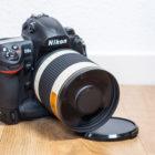 J'ai testé pour vous le télé-objectif Samyang 500mm f/6.3 MC IF © Tonton Photo