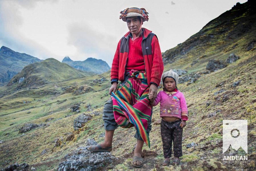 Rencontre dans la Cordillère des Andes, Pérou © Dan Soby / Andean Photo Expeditions - Voyage-photo avec les lecteurs de Tonton Photo : partons ensemble au Pérou !