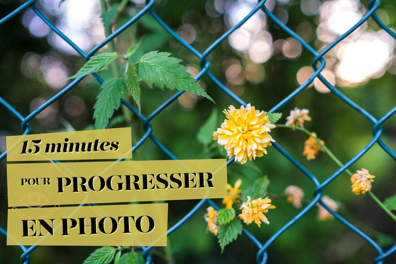 Un exercice de 15mn pour vous aider à progresser en photo © Tonton Photo