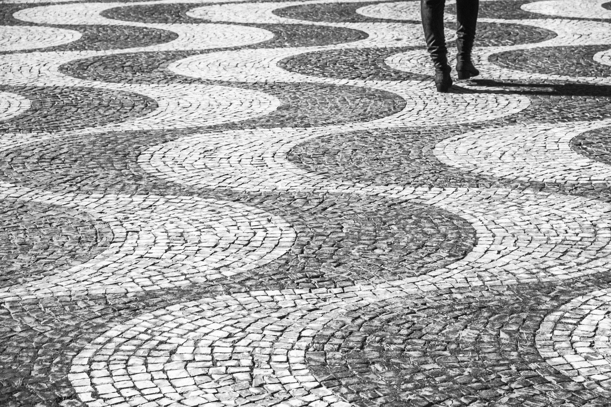 Dans les rues de Lisbonne, Portugal © Clément Racineux / Tonton Photo