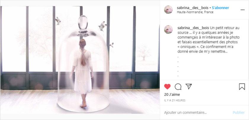Défi photo #monconfinementphoto sur Instagram avec Tonton Photo © @sabrina__des__bois