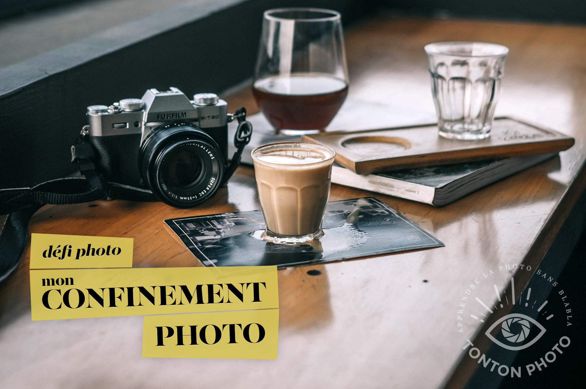 Défi photo #monconfinementphoto : l'occasion de faire progresser votre créativité photographique ! © Tonton Photo